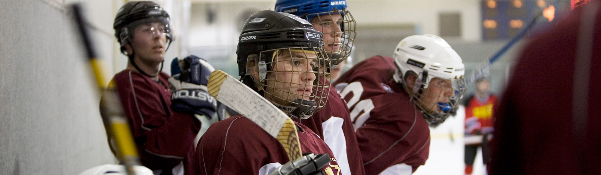 College of Charleston Hockey team