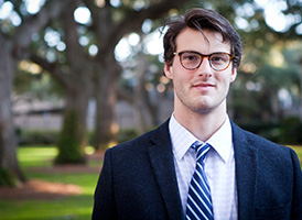 English Major: Nick Shahid