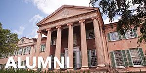 Alumni Menu Feature