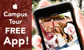 Get the Campus Tour Mobile App